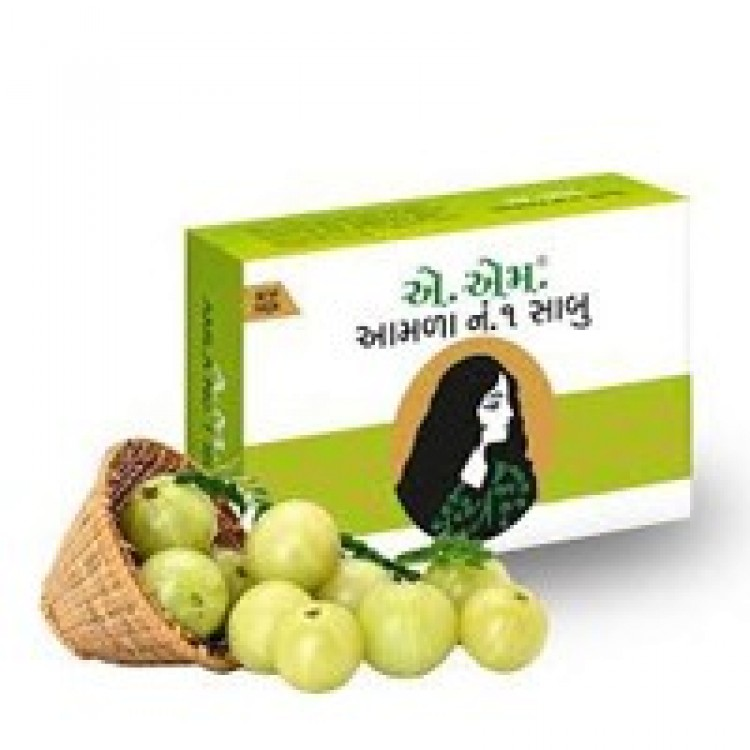 A M AMLA SOAP 75GM