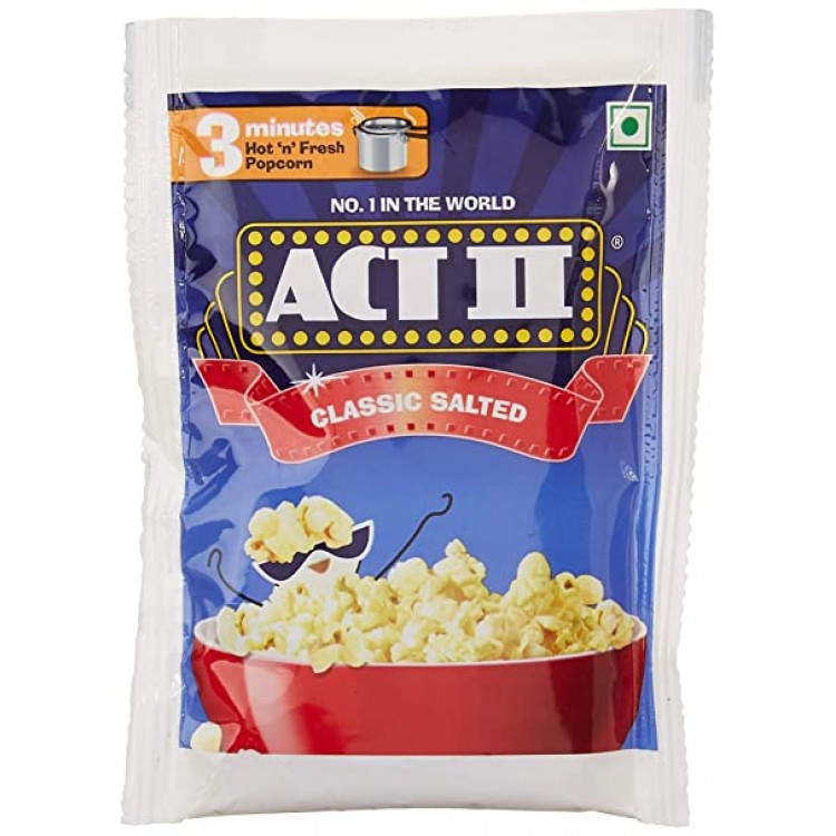 ACT 2 CLASSIC SALTED 41G POPCORN
