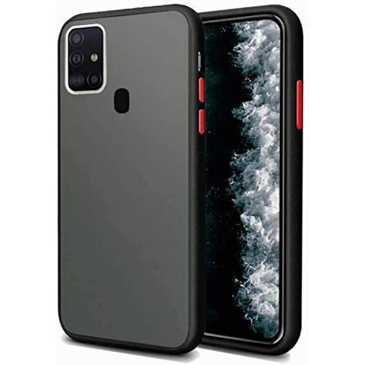 SAMSUNG M30S SMOKE COVER