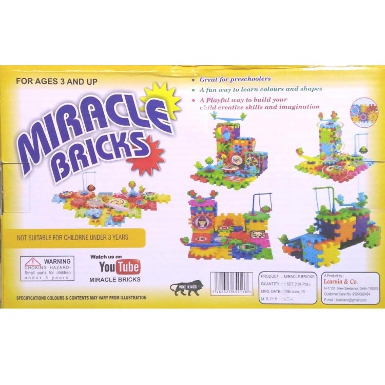 MIRECLE BRICKS