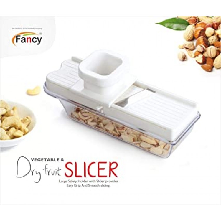 Vegetable and Dry Fruit Slicer, Cutter