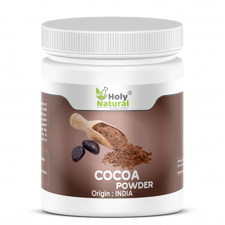 Cocoa Powder - 100gm (Dutch, Unsweetened)