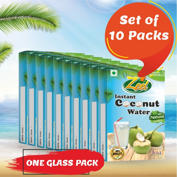 Instant Coconut Water (Single Pack)