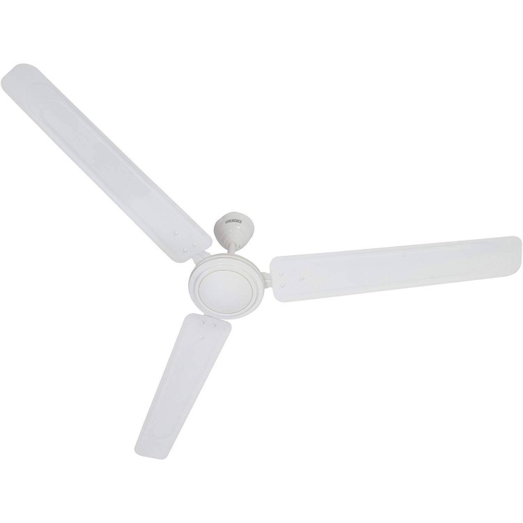 Usha INFINITY 1200 mm 3 Blade Ceiling Fan  (Rich White, Pack of 1)