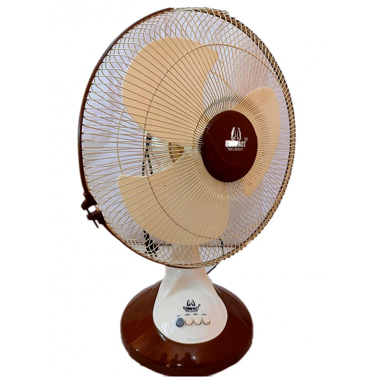 COMPACT Table Fan ( Fiesta 16'')