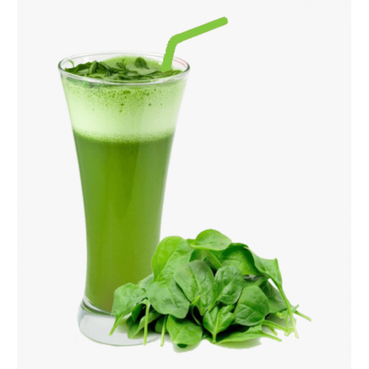 Fresh Palak Juice (Fresh Spinich Juice) 200 ml