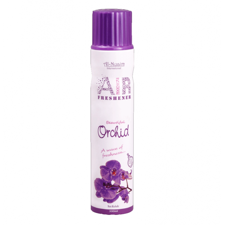 Al-Nuaim Beautiful Orchid Air Freshner 300Ml