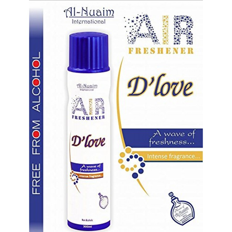 BUYADDA AL-NUAIM D'LOVE AIR Freshener 300 ML
